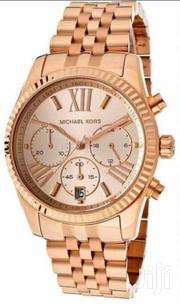 Rose Gold Chronograph Watch by Michael Kors   Watches for sale in Lagos State, Lagos Island