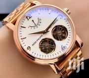 Golden Design Patek Phillipe Automatic Wrist Watch | Watches for sale in Lagos State, Lagos Island