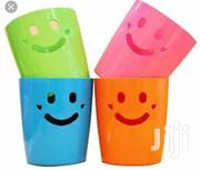 Smiley Face Mini Trash Bin | Home Accessories for sale in Lagos State, Maryland