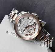 Golden Design Chronograph Ladies Watch by Michael Kors   Watches for sale in Lagos State, Lagos Island