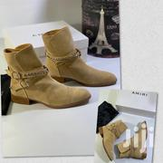Men's Buckle Ankle Boots by Mike AMIRI   Shoes for sale in Lagos State, Lekki Phase 1