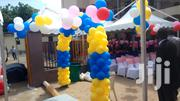 Just Blue And Yellow Balloon Arch | Party, Catering & Event Services for sale in Lagos State, Lekki Phase 1