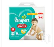 Pampers Baby Dry Nappy Pants Size 4 (72count ) | Baby & Child Care for sale in Lagos State, Ikeja