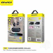 Awei True Wireless Sports Earbuds T6c   Headphones for sale in Lagos State, Ikeja