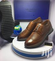Lite Brown Leather Designer Oxford Shoes   Shoes for sale in Lagos State, Lagos Island