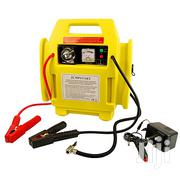 Generic 12V Emergency Jump Starter With Air Compressor | Vehicle Parts & Accessories for sale in Lagos State, Lagos Island