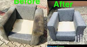 Upholstery Sofa Cleaning In Surulere
