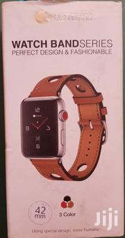 Iwatch Leather Band Series | Accessories for Mobile Phones & Tablets for sale in Lagos State, Ikeja