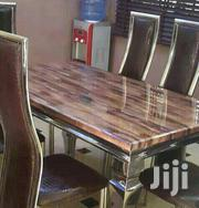 By 6 Marble Dining Table | Furniture for sale in Lagos State, Lekki Phase 1