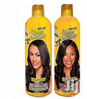 Mega Growth Shampoo and Conditioner   Hair Beauty for sale in Lagos State, Ikorodu
