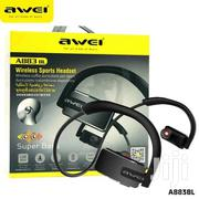 Awei A883BL Sport Wireless Headphones   Headphones for sale in Lagos State, Ikeja