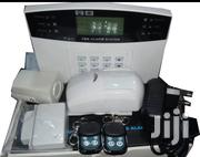 LCD Screen GSM Home Alarm Control Burgary And Security Alarm System | Safety Equipment for sale in Lagos State, Ikeja