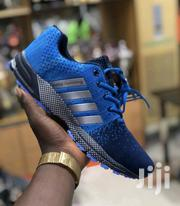 New Adidas Canvas Blue   Shoes for sale in Abuja (FCT) State, Utako