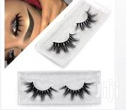25mm 3D Mint Luxurious Eye Lashes | Makeup for sale in Edo State, Benin City