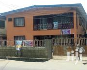 A Block Of 4 Flats Of 3 Bedrooms At Ilupeju | Houses & Apartments For Sale for sale in Lagos State, Ilupeju