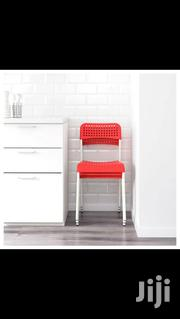 IKEA ADDE Red Chair | Furniture for sale in Lagos State, Lekki Phase 2