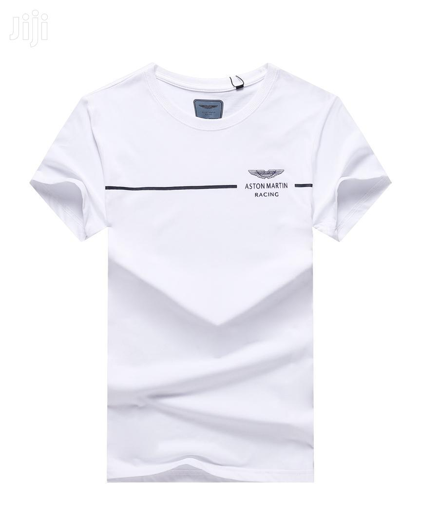 Aston Martin Roundneck Tshirts | Clothing for sale in Lagos Island, Lagos State, Nigeria
