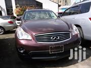 Infiniti EX 2011 Red | Cars for sale in Lagos State