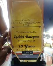 Award With Printing   Arts & Crafts for sale in Abuja (FCT) State, Wuse