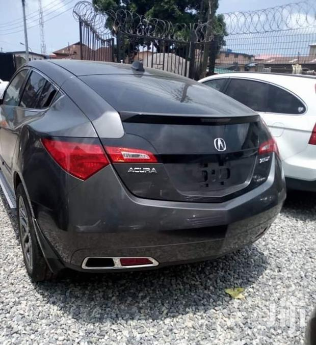Acura ZDX 2010 Black In Lagos State