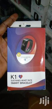 K1 Sustained Heart Rate Smart Bracelet | Accessories for Mobile Phones & Tablets for sale in Lagos State, Ikeja