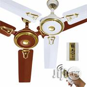 Qasa Qlink Remote Ceiling Fan   Home Appliances for sale in Lagos State, Ojo