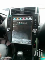 Toyota Prado Land Cruiser Android Screen | Vehicle Parts & Accessories for sale in Lagos State, Mushin