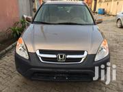 Honda CR-V 2003 EX 4WD Automatic Brown | Cars for sale in Lagos State, Ikeja