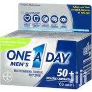 One a Day Men's 50+ Healthy Advantage Multivitamin | Vitamins & Supplements for sale in Lagos State, Gbagada