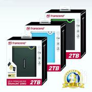 Transcend External Hard Drive 2TB | Computer Hardware for sale in Lagos State, Ikeja