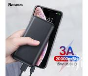 Baseus Mini Q PD Quick Charge Power Bank - 20000mah | Accessories for Mobile Phones & Tablets for sale in Lagos State, Ikeja