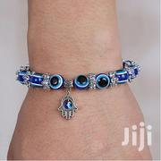 Blue Eyes Lucky Charm Bracelet | Jewelry for sale in Lagos State, Alimosho
