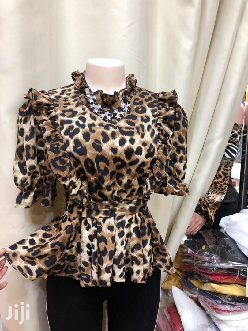 Beautiful Tops For Office Wear And Casual | Clothing for sale in Surulere, Lagos State, Nigeria