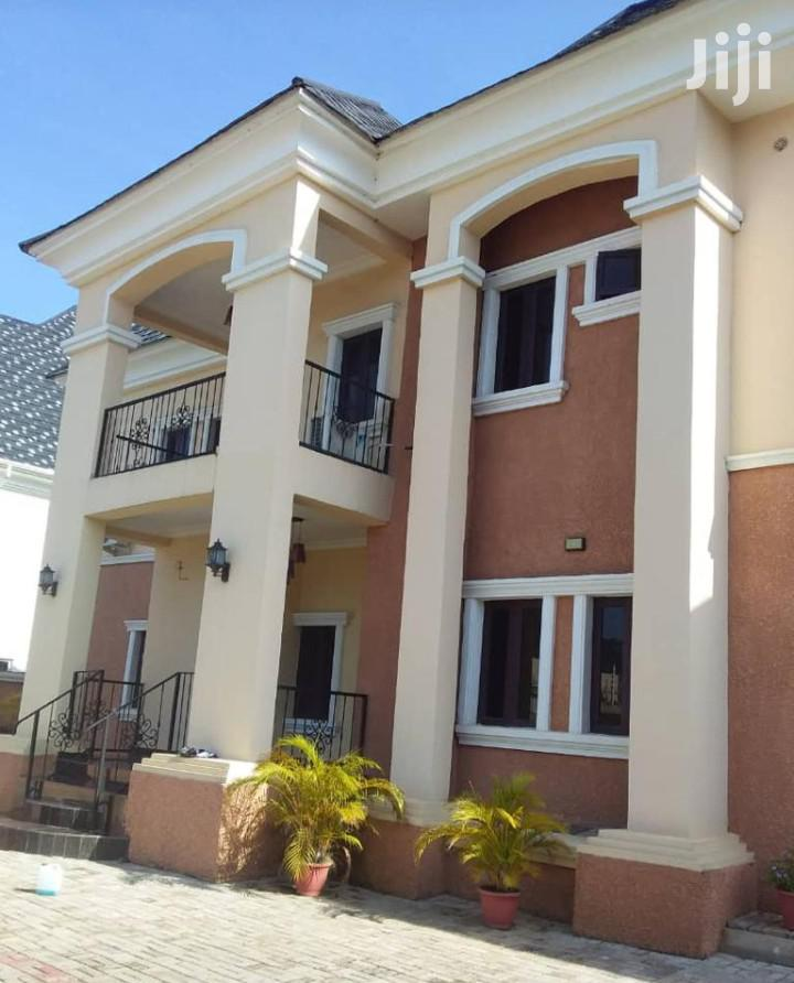 Exquisite 5-bedroom Duplex With 3 Living Plus Property At Gwarinpa
