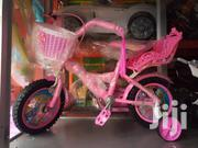 Princess BMX Flower Bicycle 16 Inches With Helmet | Toys for sale in Lagos State