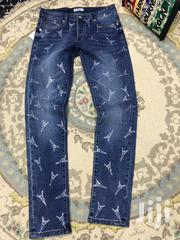 Balenciaga Men'S Jeans Blue | Clothing for sale in Lagos State, Ikeja