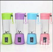 Rechargeable USB Fruit Juicer Mini Blender N Fruit Extractor Squeezer | Kitchen Appliances for sale in Lagos State, Gbagada