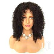 Classic Baby Center Part Closure Curl Wig | Hair Beauty for sale in Lagos State, Surulere
