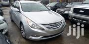 Hyundai Sonata 2012 Silver | Cars for sale in Lagos State, Ikeja