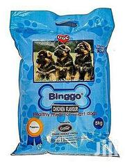 Binggo Puppy 5kg Dry Food | Pet's Accessories for sale in Lagos State, Agege