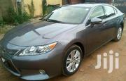 Lexus ES 2015 350 Crafted Line FWD Gray | Cars for sale in Lagos State, Gbagada