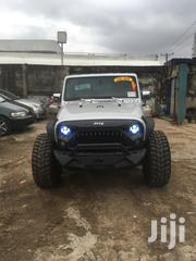 Jeep Wrangler 2012 Silver | Cars for sale in Lagos State, Ikeja
