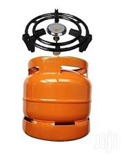 6kg Gas Cylinder With Anti-rust Cast Sitter & Burner | Kitchen Appliances for sale in Lagos State, Mushin