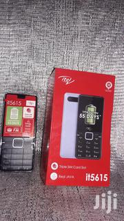 New Itel it5615 512 MB Black | Mobile Phones for sale in Lagos State, Ikotun/Igando