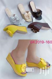 Golden Kello Slippers | Shoes for sale in Lagos State, Lagos Island