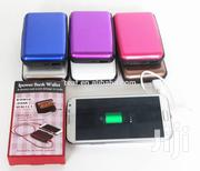 Power Bank With Wallet Card   Accessories for Mobile Phones & Tablets for sale in Lagos State, Lagos Island
