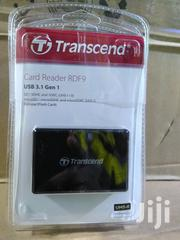 Transcend Card Reader RDF9 | Computer Accessories  for sale in Lagos State, Ikeja