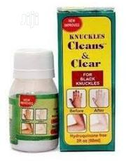 Cleans& Clear Dark Knuckles Cleaner Cream   Skin Care for sale in Lagos State, Amuwo-Odofin