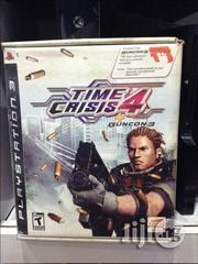 Ps3 Time Crisis Razing Storm + Guncon 3 New | Video Games for sale in Lagos State