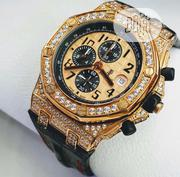 Audemars Piguet Stoned Faced Men'S Watch   Watches for sale in Lagos State, Ikeja